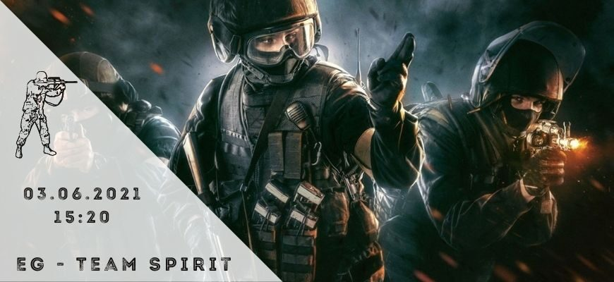 Evil Geniuses - Team Spirit-03-06-2021