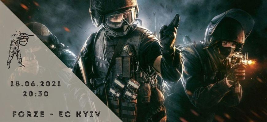 forZe - EC Kyiv-18-06-2021