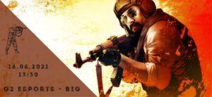G2 Esports - BIG-16-06-2021