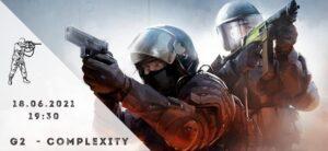 G2 Esports - Complexity-18-06-2021