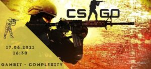 Gambit Esports - Complexity-17-06-2021