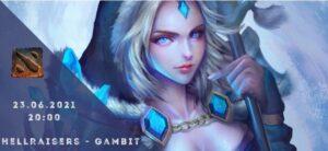 HellRaisers - AS Monaco Gambit-23-06-2021