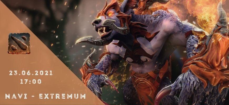 Natus Vincere - Extremum-23-06-2021