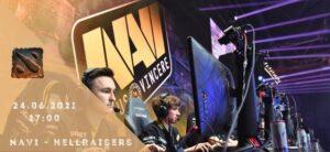 Natus Vincere - HellRaisers-24-06-2021