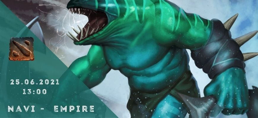 Natus Vincere - Team Empire-25-06-2021