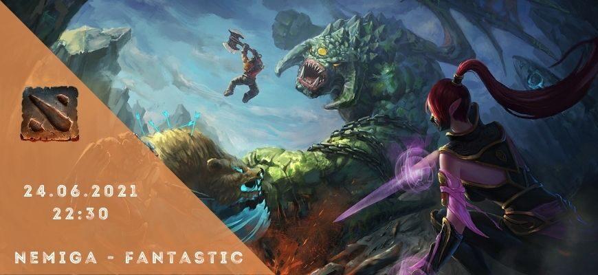 Nemiga Gaming - Fantastic Five-24-06-2021