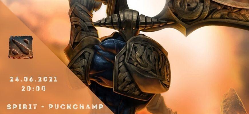 Team Spirit - PuckChamp-24-06-2021