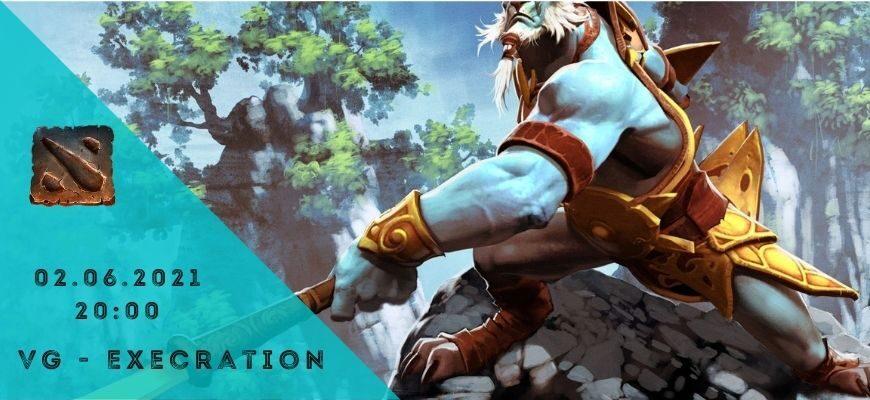 Vici Gaming - Execration -02-06-2021