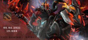 Vici Gaming - Team Spirit-05-06-2021