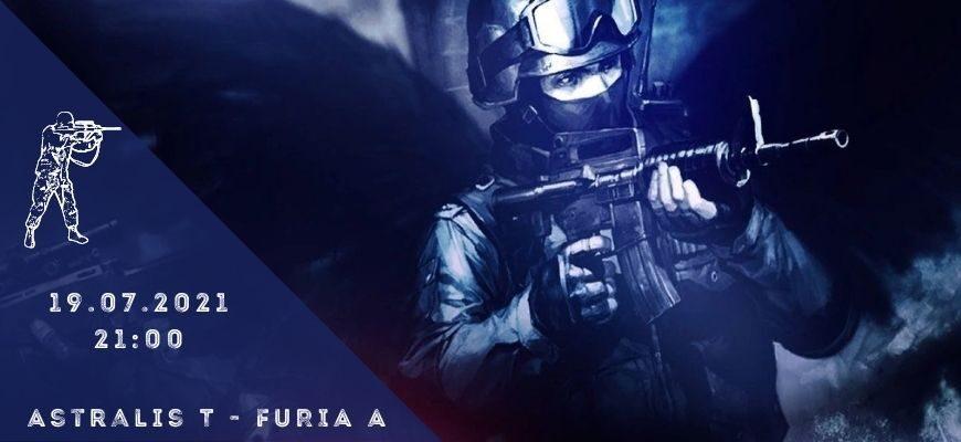 Astralis Talent - FURIA Academy-19-07-2021