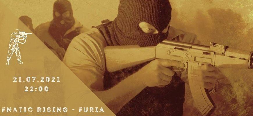 Fnatic Rising - FURIA Academy-21-07-2021