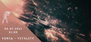 FURIA - Team Vitality-08-07-2021