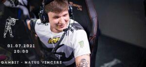Gambit Esports - Natus Vincere-01-07-2021