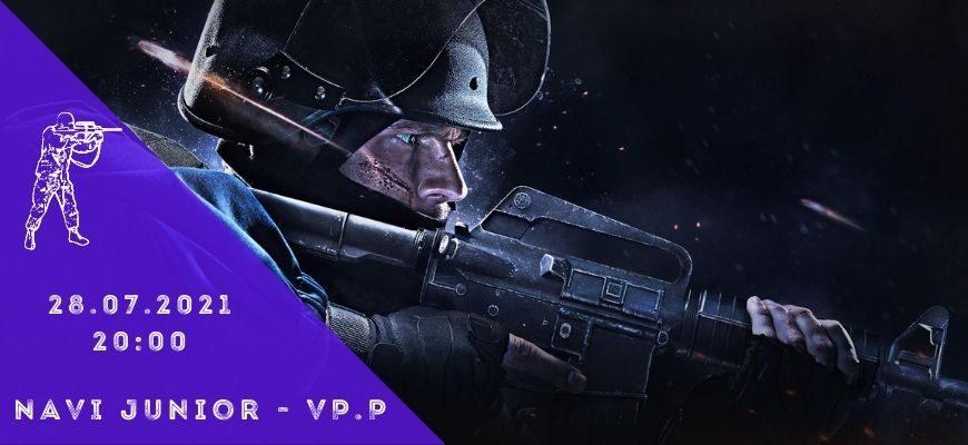 NAVI Junior - VP.Prodigy-28-07-2021