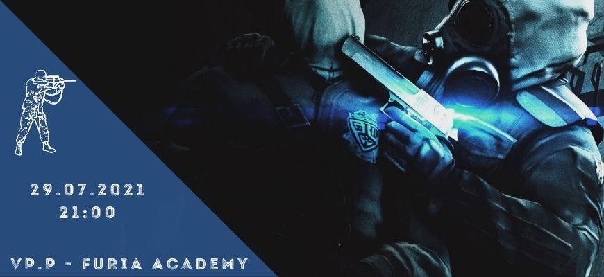VP.Prodigy - FURIA Academy-29-07-2021