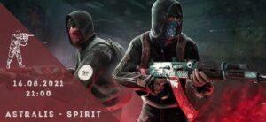 Astralis - Team Spirit-16-08-2021