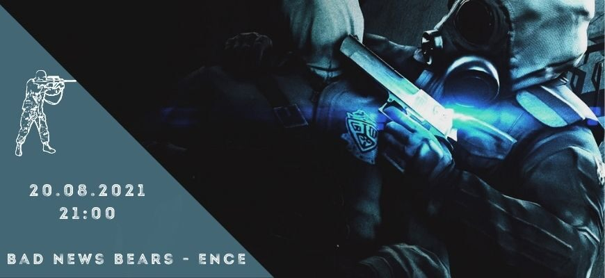 Bad News Bears - ENCE-20-08-2021
