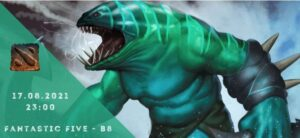 Fantastic Five - B8-17-08-2021
