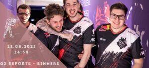G2 eSports - Sinners-21-08-2021