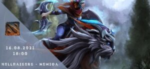 HellRaisers - Nemiga Gaming-16-08-2021