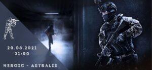 Heroic - Astralis-20-08-2021