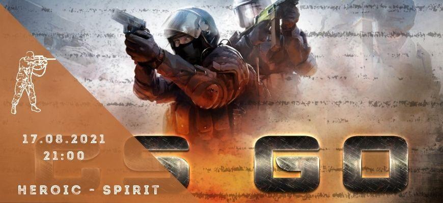 Heroic - Team Spirit-17-08-2021