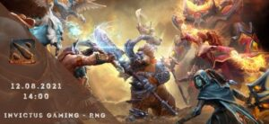 Invictus Gaming - RNG-12-08-2021