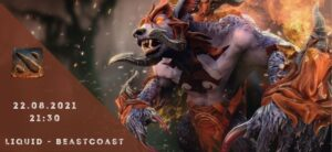 Team Liquid - BeastCoast-22-08-2021