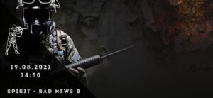 Team Spirit - Bad News Bears-19-08-2021