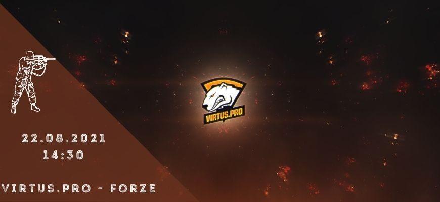 Virtus.pro - forZe-22-08-2021