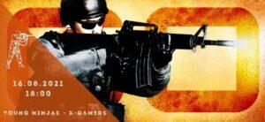 Young Ninjas - X-Gamers-16-08-2021