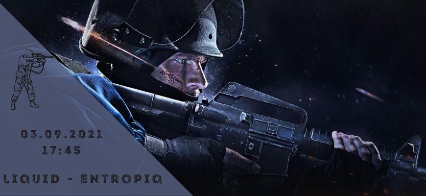 Team Liquid - Entropiq-03-09-2021