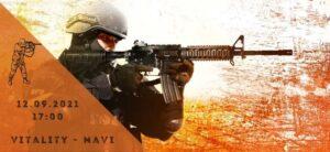 Team Vitality - Natus Vincere-12-09-2021