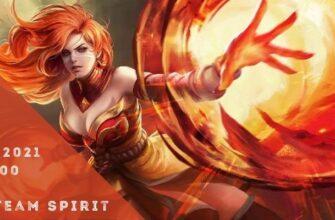 Invictus Gaming - Team Spirit-12-10-2021
